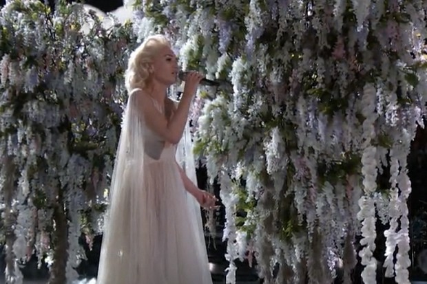 Gwen Stefani The Voice Used To Love You watch performance