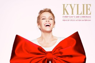 """Kylie Minogue's """"Every Day's Like Christmas"""" Remixed By Stock Aitken Waterman: Listen"""