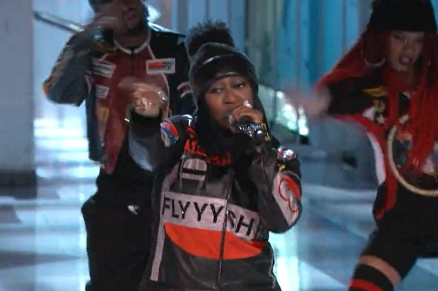 Missy Elliott The Voice finale 2015 Jordan Smith WTF Pharrell