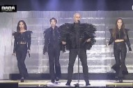Pet Shop Boys & f(x) At Mnet Asian Music Awards: Watch Their Performance Medley
