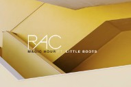 "RAC & Little Boots Team Up For ""Magic Hour"": Listen To A Clip Of The Christmas Release"