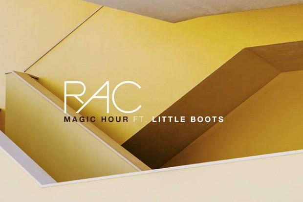 RAC Little Boots Magic Hour