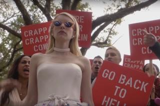 'Scream Queens' Recap: The Last Red Devil Is Revealed in Two-Hour Season Finale