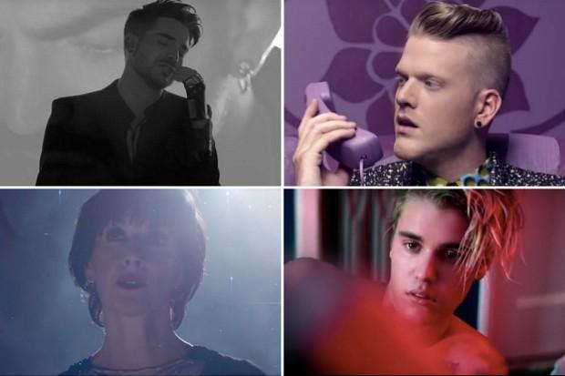 Adam Lambert Pentatonix Enya Justin Bieber