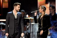 "Adam Lambert & Leona Lewis Perform ""Girl Crush"" At CMT Artists Of The Year: Watch"