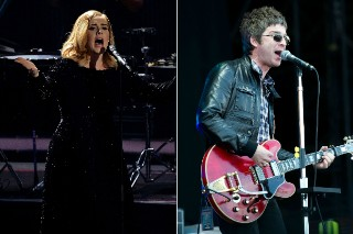 "Noel Gallagher Says Adele Makes ""Music For Grannies,"" Must've Forgotten He's On The New Coldplay Album"