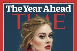 Adele Talks '25,' Streaming Services & Beyonce In 'TIME' Magazine
