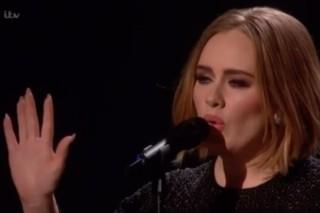 "Watch Adele Perform ""Hello"" On 'X Factor UK'"