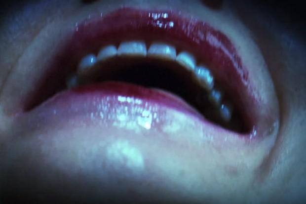 bjork mouth mantra video