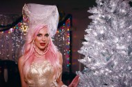 Bonnie McKee's 'California Winter Extravaganza' Features Ferras, Sarah Hudson & Lindsey Stirling: Watch