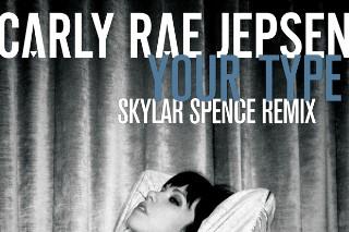 "Skylar Spence's Bubbly, Disco-Lite Remix Of Carly Rae Jepsen's ""Your Type"": Listen"