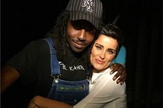 "Nelly Furtado Joins Dev Hynes On Stage To Premiere ""Hadron"" Collaboration: Watch"