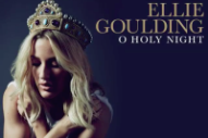 "Ellie Goulding Gifts Fans With Free ""O Holy Night"" Track: Listen To The Full Song"