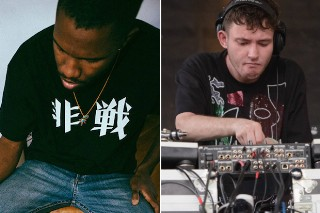 Are These Hudson Mohawke Beats For Frank Ocean's New Album?