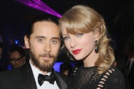 "Jared Leto Apologizes For His ""I Don't Give A F**k"" Critique Of Taylor Swift's '1989' LP"