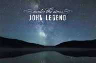 "John Legend's ""Under The Stars"" Features Actual Celestial Vibrations"