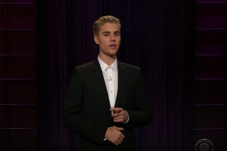 Watch Justin Bieber Deliver James Corden's 'Late Late Show' Monologue