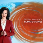 Katy Perry Plays Weather Girl