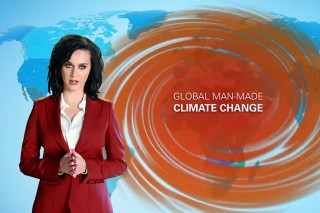 Katy Perry Plays Weather Girl For UNICEF: Watch Her Important PSA