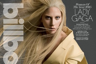 Lady Gaga Is Billboard's 2015 Woman Of The Year, Talks 'ARTPOP' Fail & Purifying The Industry