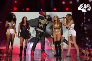 "Little Mix Joined By Jason Derulo To Sing ""Secret Love Song"" Live: Watch"