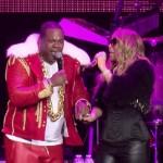 Busta Rhymes Brings Out Mariah