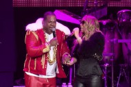 "Busta Rhymes Brings Out Mariah Carey For Uninspiring ""I Know What You Want"" Reunion: Watch"