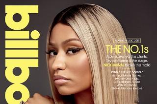 Nicki Minaj Covers 'Billboard,' Talks Mixtape Plans & Meek Mill Engagement Rumors