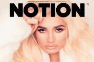 Pia Mia Heats Up 'Notion' Magazine: 4 Sizzling Pics