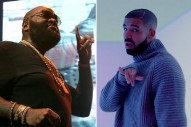 """Rick Ross Just Reignited The Drake-Meek Mill Beef With These Subliminals In """"Color Money"""""""