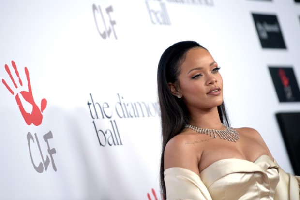 Rihanna & The Clara Lionel Foundation Host 2nd Annual Diamond Ball
