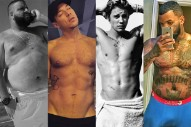 Nude Dudes: 18 Pics Of Shirtless Male Pop Stars