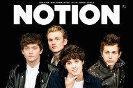 The Vamps Look Dapper In 'Notion' Magazine's No. 71 Issue: See Photos