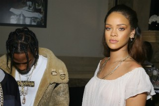 "Rihanna's Rejected Travi$ Scott Collaboration For 'ANTI' Surfaces: Hear ""Tourist"""