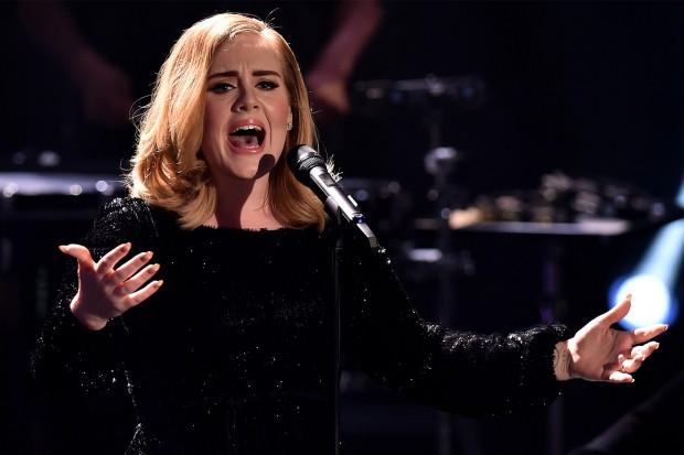 Adele 2015! Menschen, Bilder, Emotionen - RTL Jahresrueckblick December 2015 25 Hello