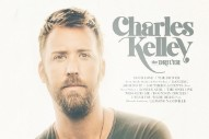 Lady Antebellum's Charles Kelley Announces 'The Driver' Solo Album Details, Tracklist