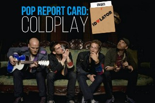 Coldplay's Pop Report Card: We Grade Their 7 Albums
