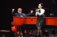 Watch Demi Lovato & Shawn Mendes Perform With Elton John In L.A.