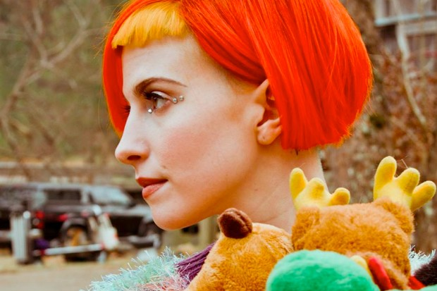 Hayley Williams Paramore 2014