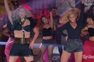 "Channing Tatum And Beyonce Team Up For ""Run The World (Girls)"" On 'Lip Sync Battle': Watch"
