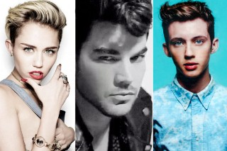 Adam Lambert, Miley Cyrus, Troye Sivan Nominated For GLAAD Media Awards