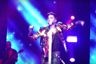 "Adam Lambert Covers David Bowie's ""Let's Dance"" In Concert & Releases World Tour Dates: Watch"