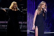 """Celine Dion Covers Adele's """"Hello"""": Watch"""