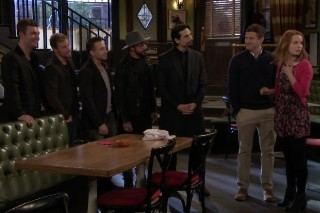 Backstreet Boys Guest-Starred On NBC's 'Undateable': Watch