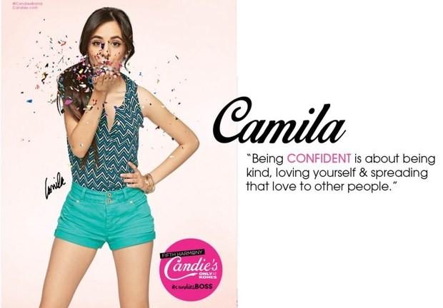 Boss Fifth Harmony Camila