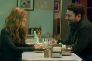 """Chris Young And Cassadee Pope's """"Think Of You"""" Video Is A Suitably Emotional Affair"""