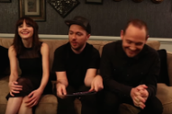 Chvrches' Lauren Mayberry Does Her Best Cher Impression: Watch
