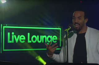 """Craig David Covers Justin Bieber's """"Love Yourself"""" For BBC Radio 1 Live Lounge: Watch"""