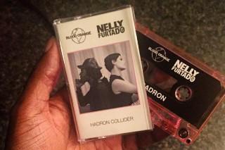 """Nelly Furtado & Blood Orange Team Up On """"Hadron Collider"""": Listen"""