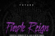 Future Surprise-Releases New Mixtape 'Purple Reign': Listen